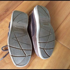 Sperry Shoes - Sperry brown leather top sider shoes size 3M